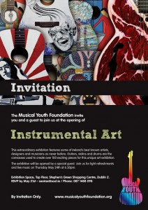 Evite Instrumental Art