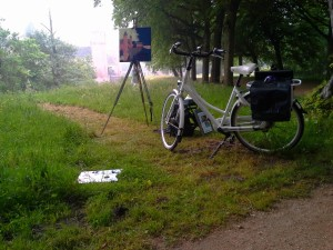 Mobile studio - Dutch style.