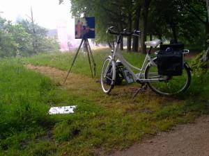 Mobile studio - Dutch style.